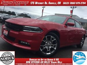 2016 Dodge Charger SXT PLUS   AWD   LEATHER   NAV   SUNROOF