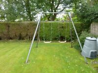 Children's Garden Swing for Free