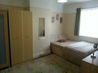 Clean furnished double room for ladies or couples