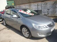 Vauxhall ASTRA SE,1598 cc 5 dr hatchback,2 owners,2 keys,half leather interior,FSH,drives very well