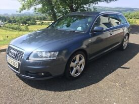 Audi A6 Avant 2.7 TDI current owner 9 years excellent condition long MOT.