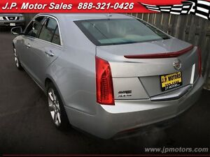 2013 Cadillac ATS Luxury, Automatic, Leather, Back Up Camera Oakville / Halton Region Toronto (GTA) image 4