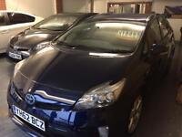 2012 (62 Plate) Toyota Prius 1.8 VVT-i Hybrid T Spirit CVT... 12 Months FREE PCO...