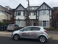 ONE BEDROOM FLAT-GAS/HOT WATER INCLUDED WITHIN THE RENT-AVAILABLE TO VIEW NOW-OFF HAGLEY ROAD-