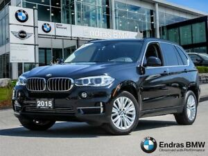 2015 BMW X5 xDrive35d Diesel Powered One Owner