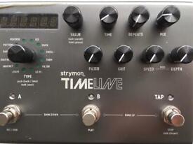 Strymon Timeline Delay guitar effects pedal