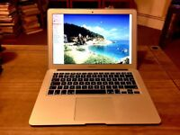 "MacBook Air 13"" i7 core. Bought new in June £850"