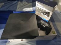 Playstation 4 (PS4) Pro 1TB with extra Dualshock 4 Controller