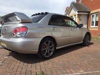 Subaru Impreza wrx hawkeye fresh 12 month mot low miles fsh