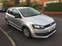 Volkswagen polo 1.2 petrol 5dr