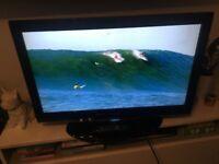 Samsung TV Full HD 1080 P (Model LE37A557P2F) 3 x HDMI