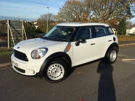Mini Countryman One, Full Service History, long MOT
