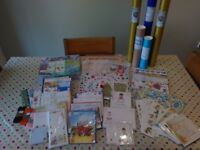 Various stationery items