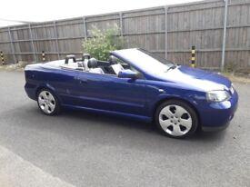Vauxhall Astra Bertone Exclusive Convertible Softop