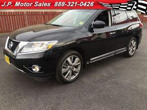 2014 Nissan Pathfinder Platinum, Automatic, Navigation, Leather,