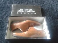 Mens Burtons shoes size 9