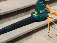 Powerforce electric leaf blower