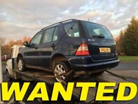 Mercedes Ml Wanted