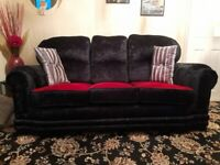 Matching 2 and 3 seater sofas