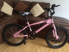 Outgrown - Girls BMX Bike