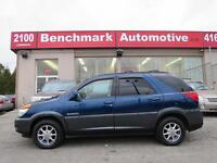 2003 Buick Rendezvous CXL-LEATHER-7 SEATER-$3000 RECENT SERVICE