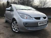 Mitsbishi Colt Convertible Only 32k Miles Full Years Mot Service History Cheap To Run And Insure !