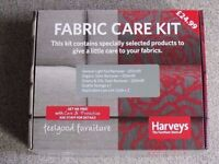 Harveys Fabric Care Kit for furniture - sofa chair couch
