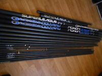 16M GARBOLINO POWER LEAGUE, MATCH . POLE PACKAGE