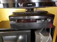 Yamaha dsp-a2 amplifier