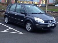 RENAULT SCENIC 1.4 DYNAMIC 2006**£899**LOW MILES*MANUAL*GREY*PX WELCOME*DELIVERY