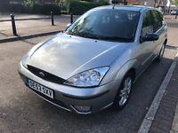 2004 (53) Ford Focus ghia 1.8 TDCI 11 months mot