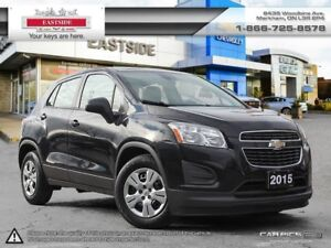 2015 Chevrolet Trax INTEREST RATE AS LOW AS 0.9%