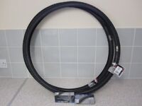 Hybrid Bicycle Tyres with Inner Tubes x2