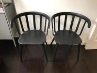 IKEA PS chairs - 2pcs