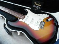 1996 Fender Stratocaster AVRI '62 Reissue USA Strat Upgrades TEXAS SPECIALS
