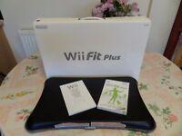 Wi Fit Plus