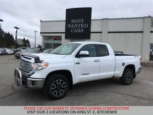 2015 Toyota Tundra Limited   TRD 4x4   LEATHER   CAMERA