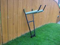 Tow Bar Mounted Bike Carrier