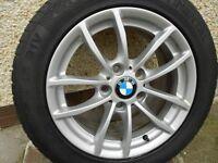 BMW 1 series Alloy