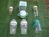 Weighted Training Beaker and Five Baby Bottles for ONLY £6.00