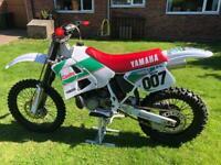 Yamaha YZ 250 1990 Super Evo Motocross Bike
