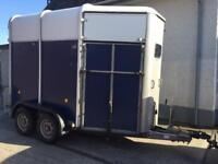 Ifor Williams HB505 Horsebox Trailer - 2005 - MINT