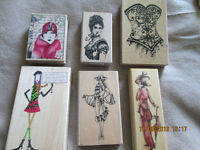 Various Prices/ Rubber Stamps