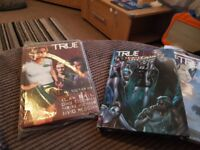 True blood comic collection