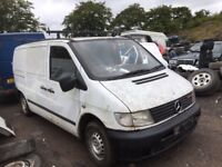 Mercedes Benz Vito 108cdi Breaking