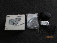 Samsung Digimax A7 Camera