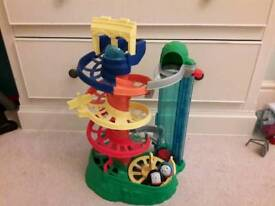 Thomas and friends rail rollers spiral station