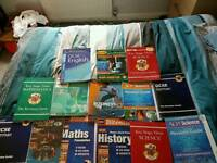 Range of Revision and Subject Books.