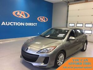2012 Mazda MAZDA3 GX (M5), AC, FINANCE NOW!!