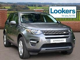Land Rover Discovery Sport TD4 SE TECH 2016-08-18